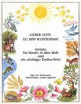 Kindergebete Lieber Gott, Du bist wunderbar von Inge von Wedemeyer - Verlag Heilbronn, der Sufiverlag