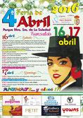 4ª Feria de Abril. 2016