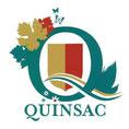 Blason de la commune de Quinsac
