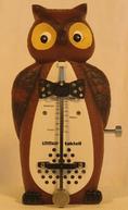 metronome hibou