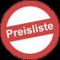 Preisliste Teppichreinigung Heinig Hamburg