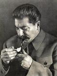 Staline fume la pipe mais pas Louis Vuitton
