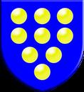 Blason de Saint-Quirin