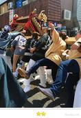 ともチンっ♪さん: 若駒會50周年記念神輿渡御