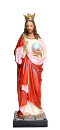 Religious statues Jesus - Christ the King