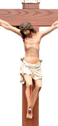 Religious statues Jesus - Crucifix