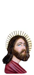 Religious statues Jesus - Holy Face