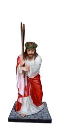 Religious statues Jesus - Jesus fall