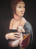 Die Dame mit dem Hermelin, Lydia Hitzfeld