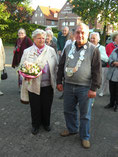 Königin Karin und König Hubert