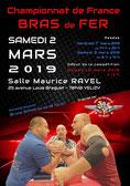 Championnat de France Bras de Fer à Vélizy.
