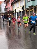 Das Running Team Ortenau beim Trainingslager in Cervia.