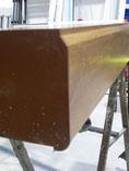 Cajón monoblock con aislante