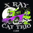 X-RAY CAT TRIO - I lied