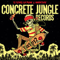 V.A. - Concrete Jungle Records - Lucky 13
