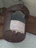 Holzbetonkasten für Halbhöhlenbrüter