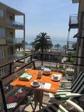 Appartamento sul mare Finale Ligure