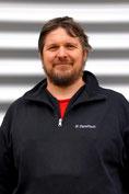 Michael Plenefisch, Inhaber der Kfz-Werkstatt in Rutesheim bei Leonberg