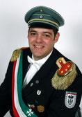 ehemaliger Jungschützenoberst Carsten Theine