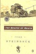 """""""Las uvas de la ira"""" de J. Steinbeck."""