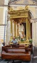 Il Fercolo di S.Egidio -di Antonino Puglisi-