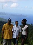 Leon und Anifa aus Guadeloupe