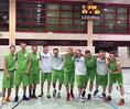 SV Kürnach BasketWalls werfen TB Arnstein 1 aus dem Bezirkspokal