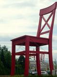 *Der Sessel* vom Lutz in Steyr 6.6.2009