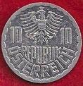 MONEDA AUSTRIA - KM 2878 - 10 GROSCHEN - 1.992 - ALUMINIO (MBC/VF) 0,60€.