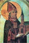 Ansgar der päpstliche Legat für den Norden