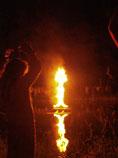 Feuerinstallation