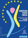 Amador Vallina: Exposición colectiva European Youth Circus