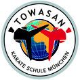 Das Logo der TOWASAN Karate Schule München