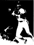 Larry Bowa forces Ozzie Smith in the 3rd inning.
