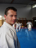 Jörg Riester, 5. DAN. Trainiert Jugend und Fortgeschrittene