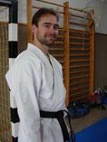 Jörn Timmel, 2.DAN. Co- Trainer und zuständig für den Bereich Fitness