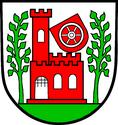 Das Bild zeigt das Wppen der Stadt Walldürn - die Heimat unseres Bataillons.