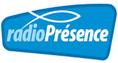 Cliquez sur le logo pour écouter Radio Présence