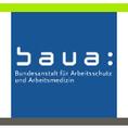 Logo baua: Bundesamt für Arbeitsschutz