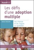 Couverture - Les défis d'une adoption multiple
