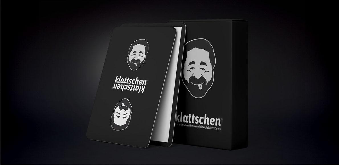 klattschen - mediendesign - logo erstellen online