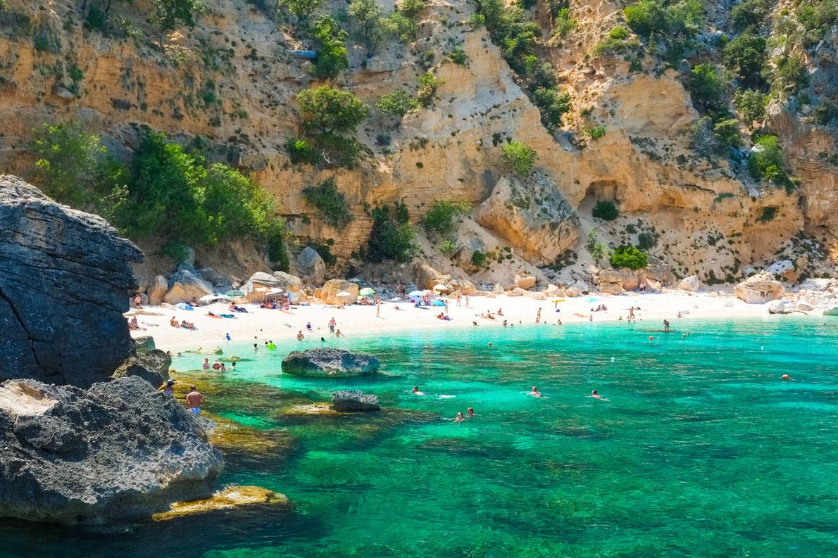 Sardinia Copyright Elisa Locci - Best blue water holidays in Europe - European Best destinations
