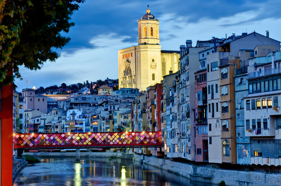 Girona Romantic Destinations in Europe - Copyright  m. letschert - European Best Destinations