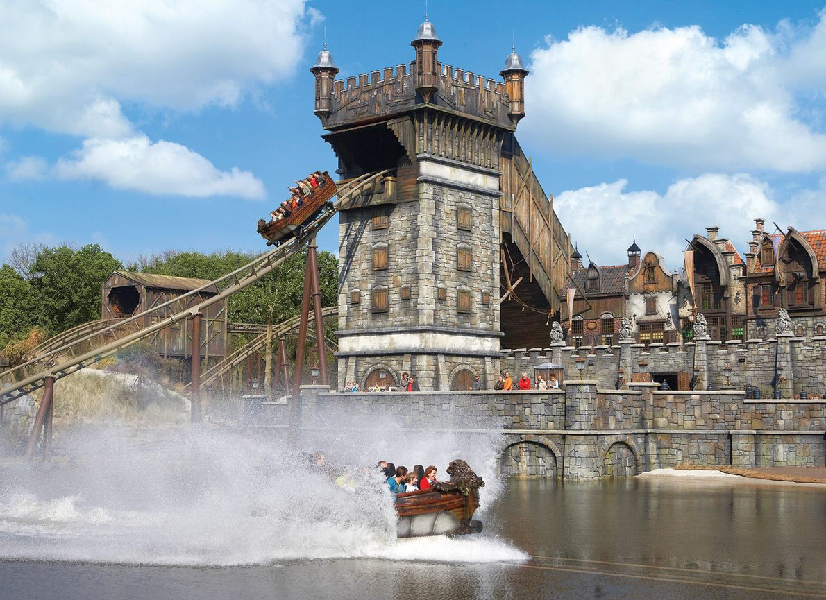 Efteling Theme Park - Best amusement parks in Europe