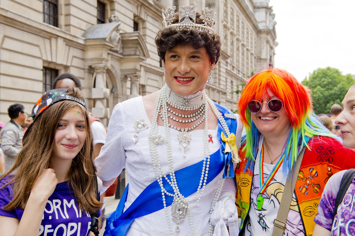 Best gay pride in Europe - London Gay Pride Copyright John Gomez - European Best Destinations
