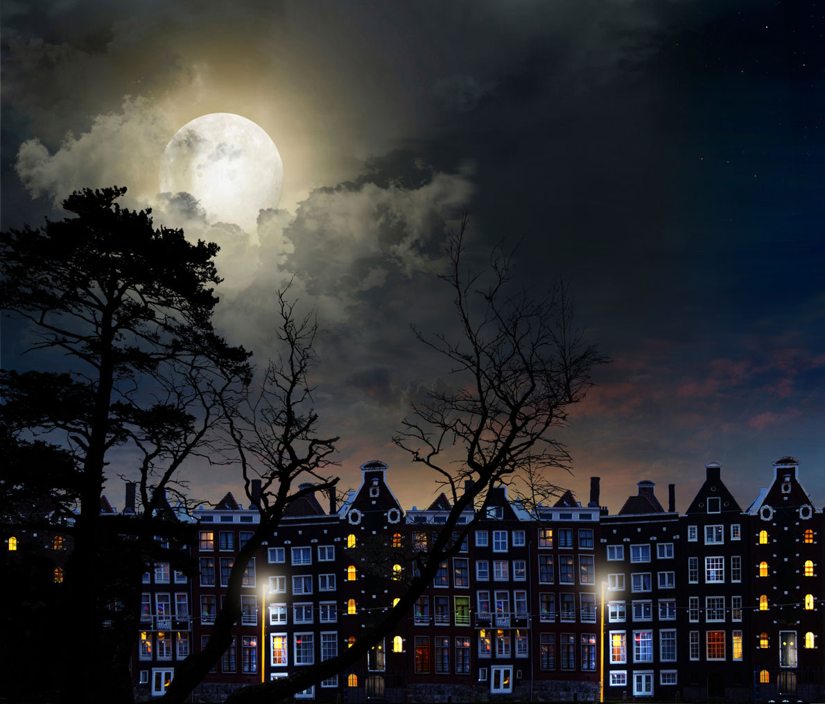 Amsterdam - Best destinations for Halloween in Europe - Copyright  Krivosheev Vitaly - European Best Destinations