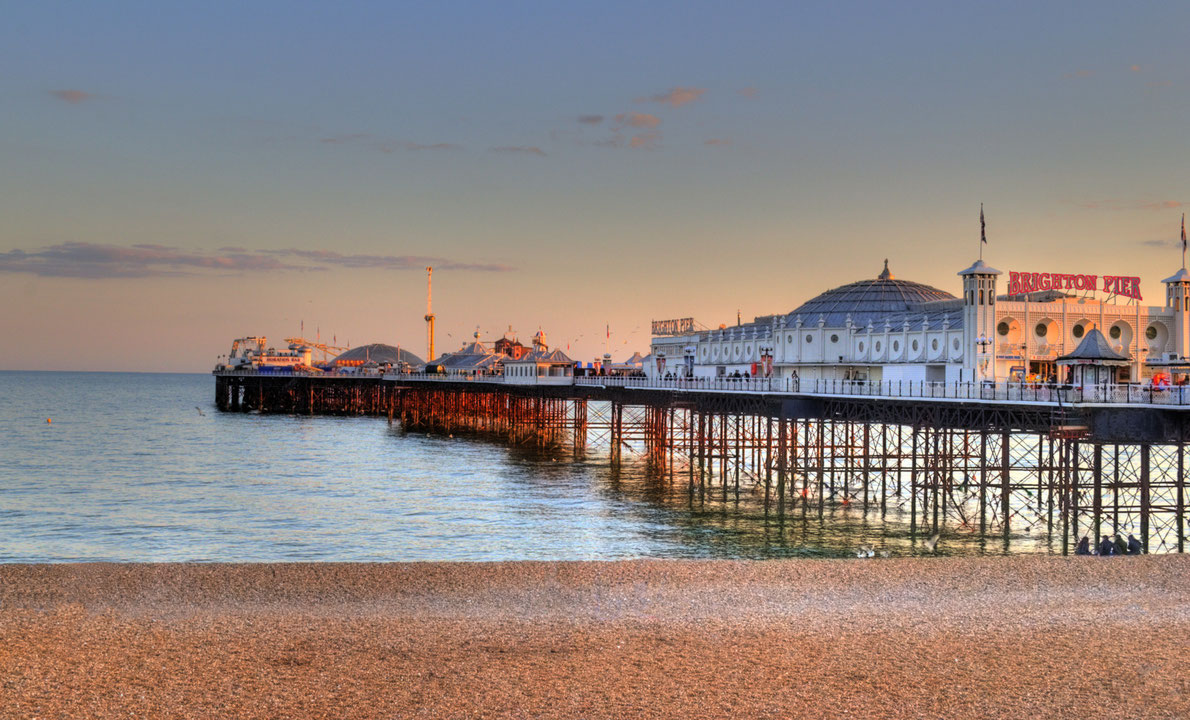 Brighton Pier - Best piers in Europe - Copyright Mitotico - European Best Destinations