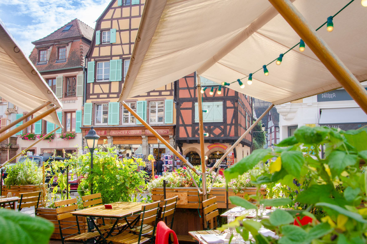 Colmar - Best hidden gems in Europe - European Best destinations - Copyright Thoom