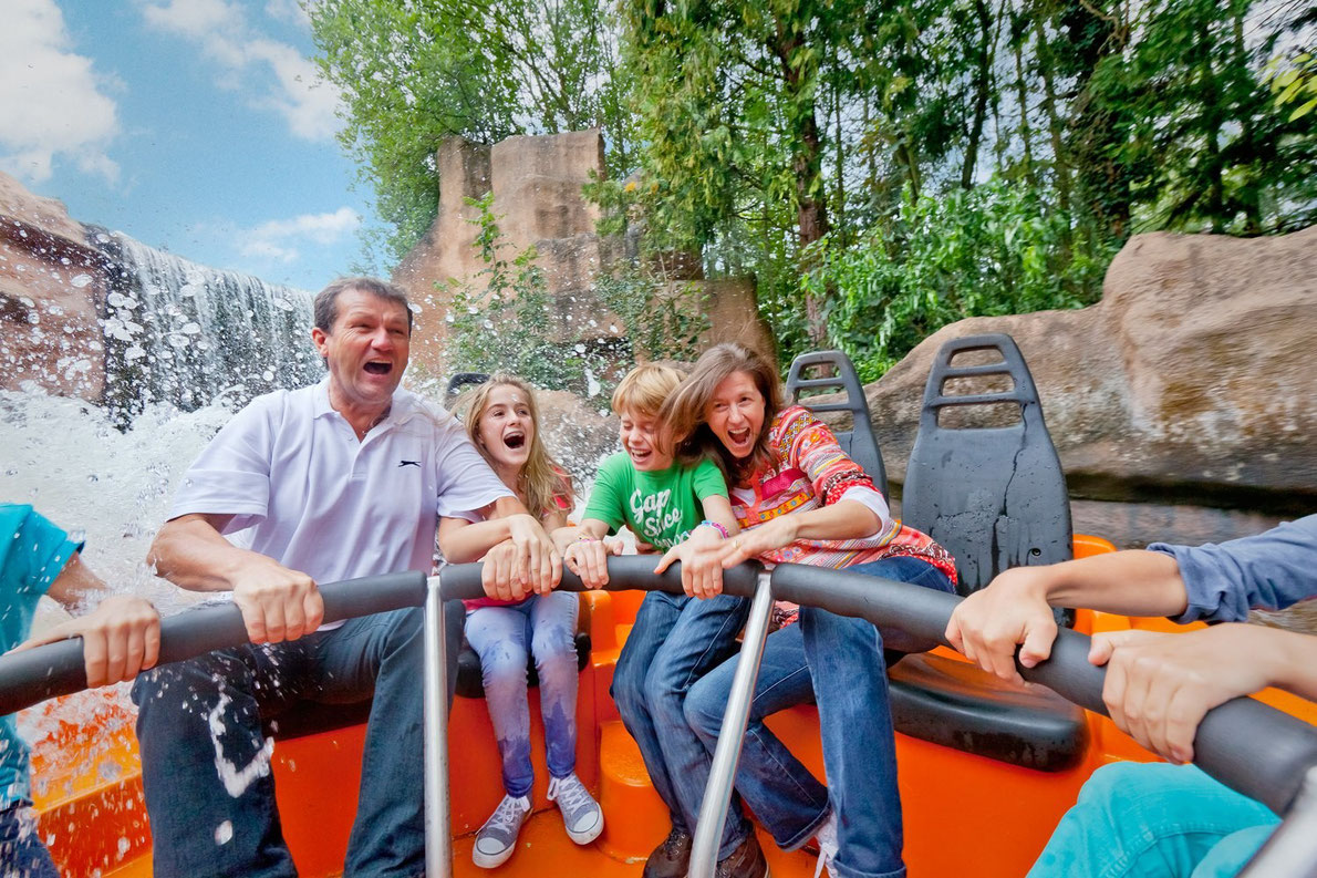 Walibi Belgium - Best amusement parks in Europe