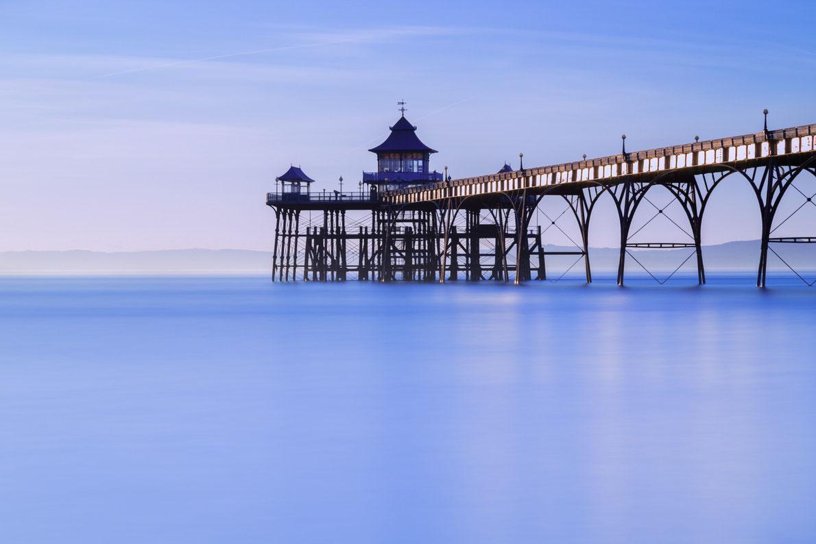 Best piers in Europe - Clevedon Pier - Copyright Louis Murphy - European Best Destinations